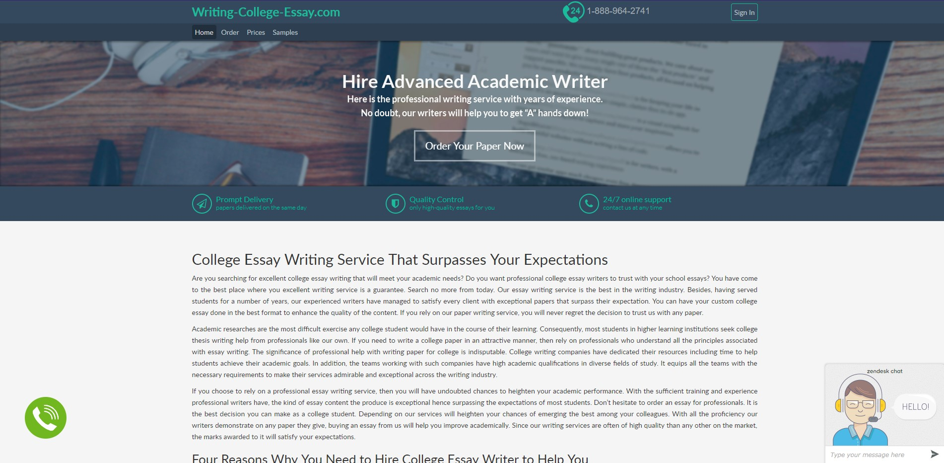 Writing-college-essay.com - review